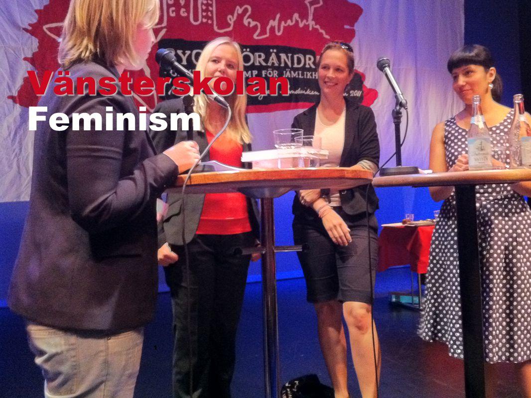 Vänsterskolan Feminism 1