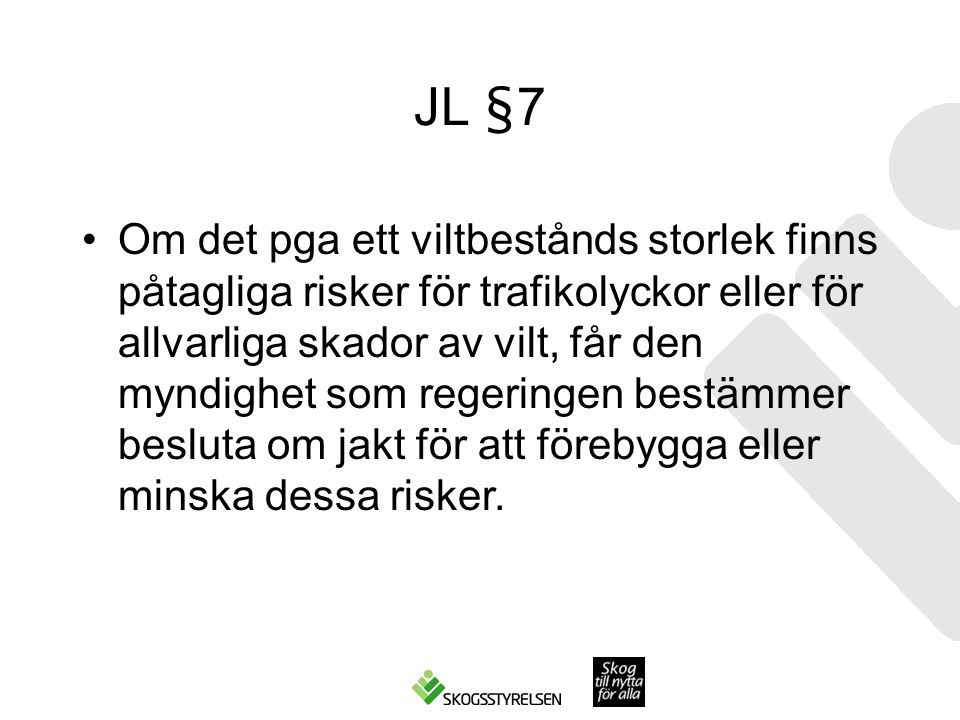 JL §7