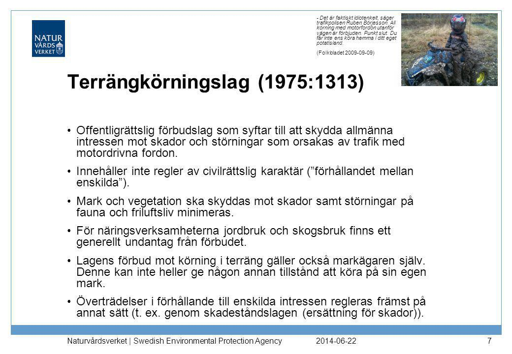 Terrängkörningslag (1975:1313)