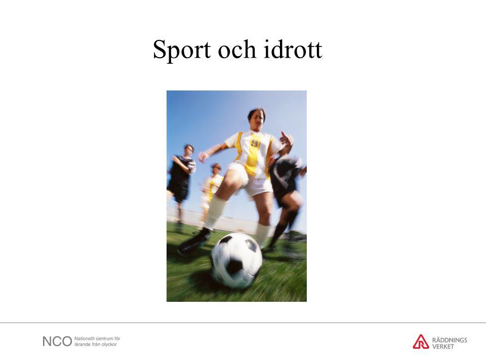 Sport och idrott