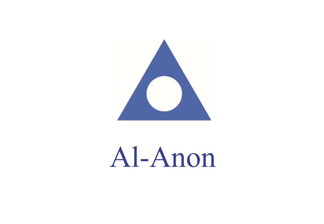 Al-Anon Nu ska vi berätta lite om vad Al-Anon är.