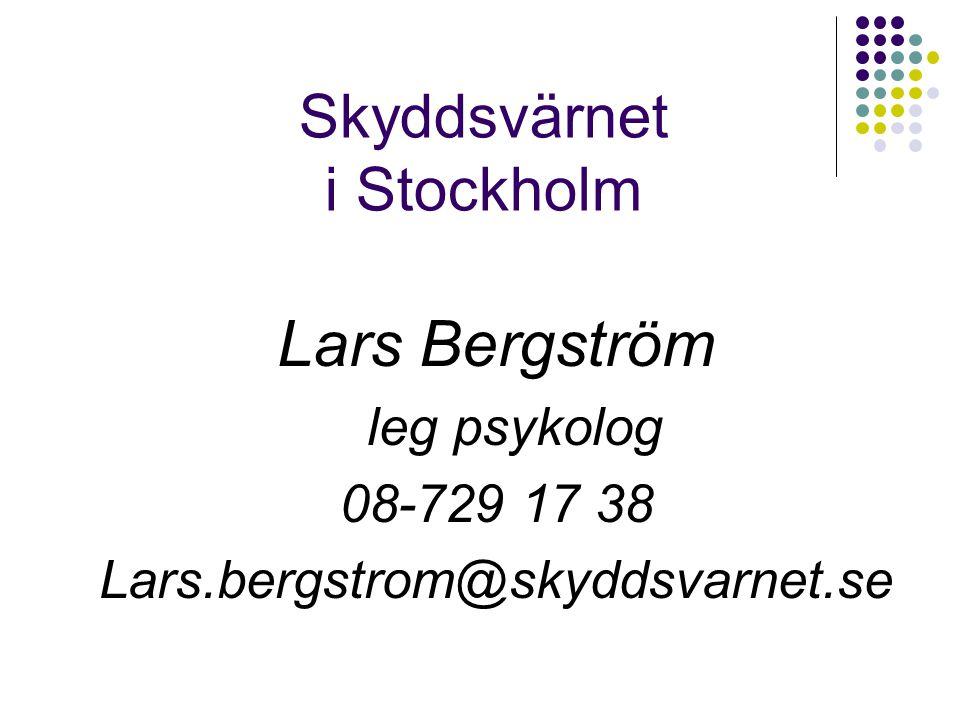 Skyddsvärnet i Stockholm