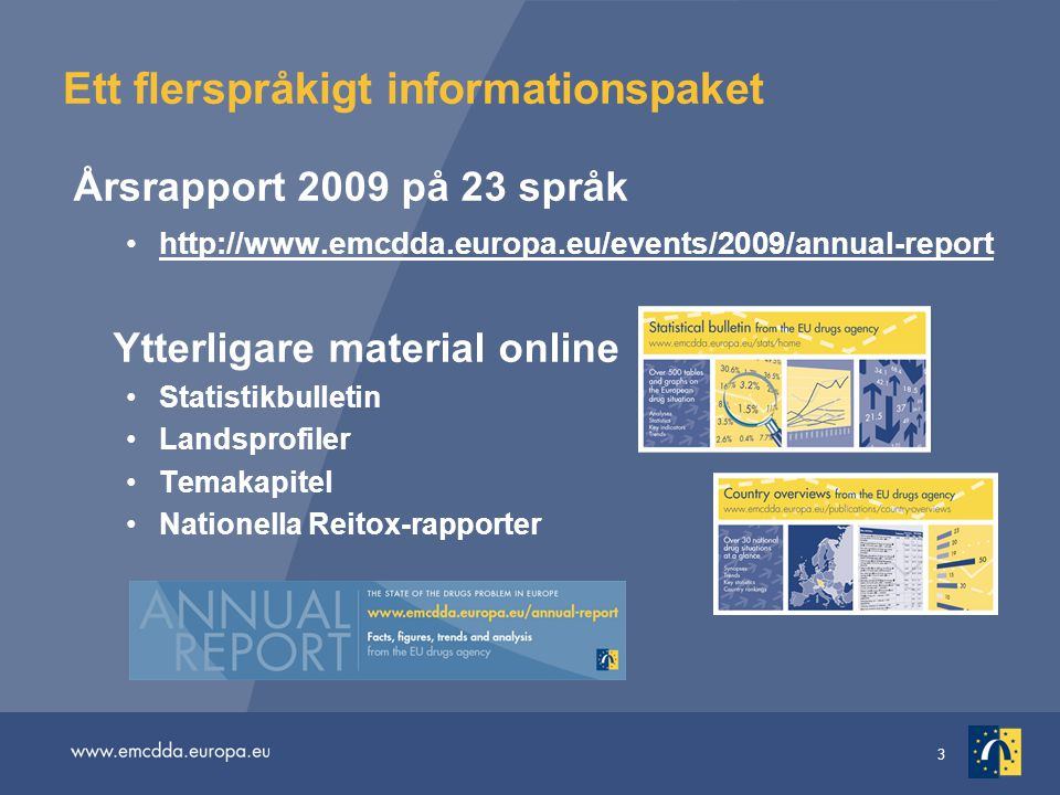Ett flerspråkigt informationspaket
