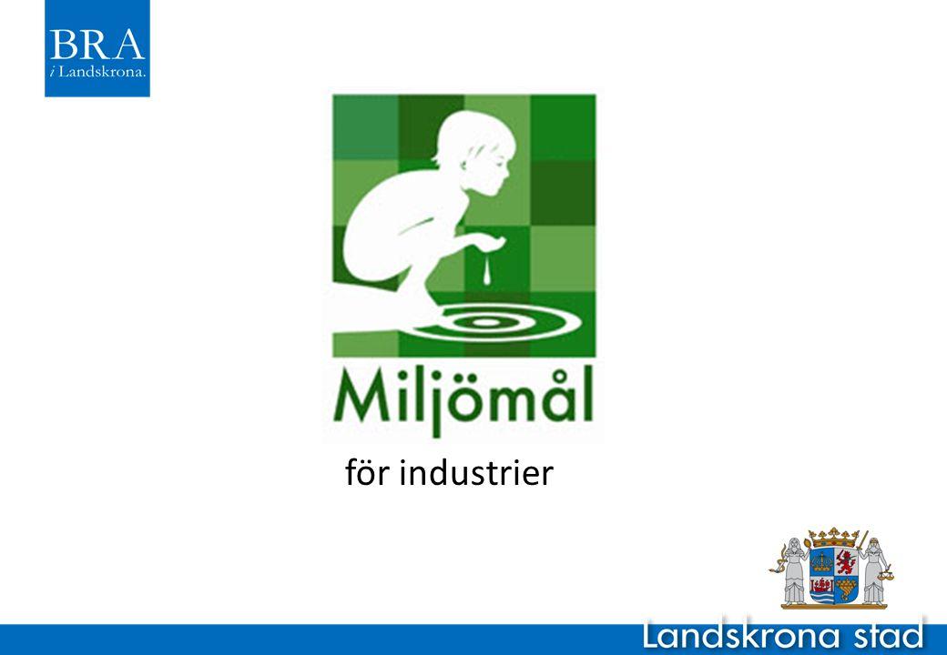 för industrier