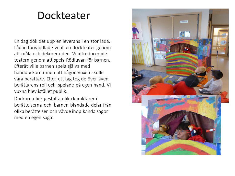 Dockteater