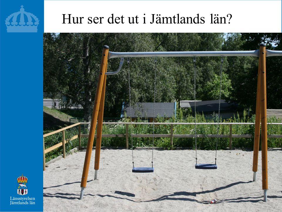 Hur ser det ut i Jämtlands län