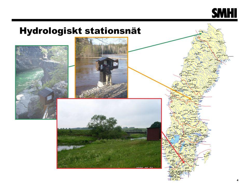 Hydrologiskt stationsnät