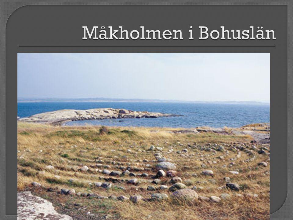 Måkholmen i Bohuslän