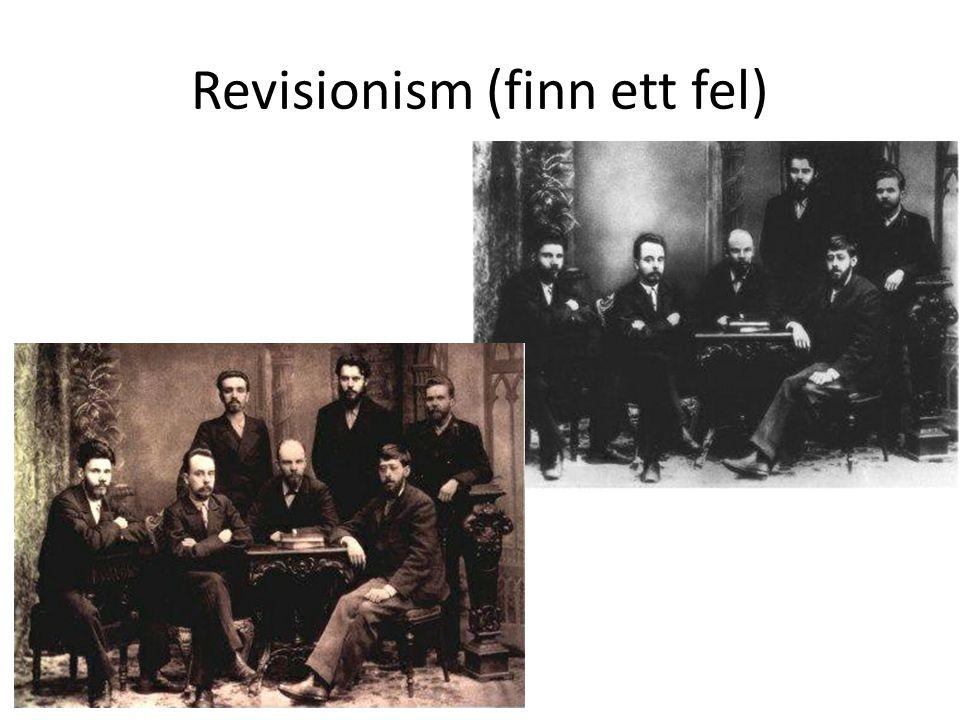 Revisionism (finn ett fel)