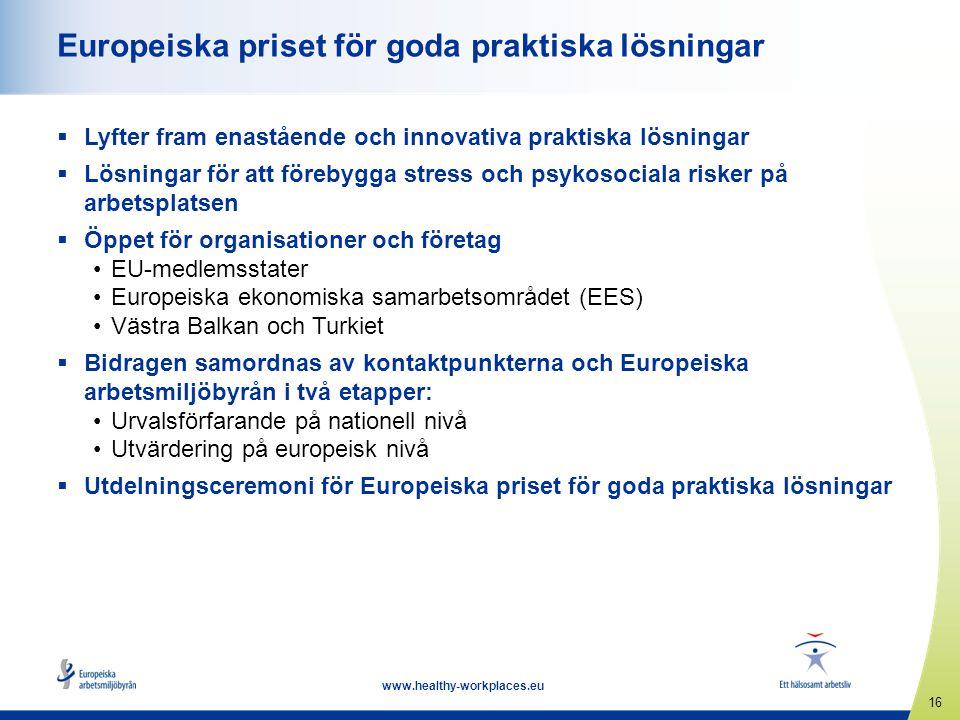 Europeiska priset för goda praktiska lösningar