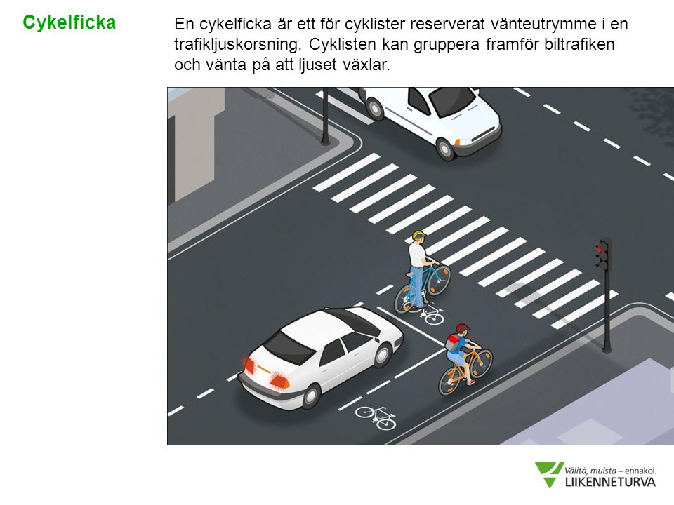 Cykelficka