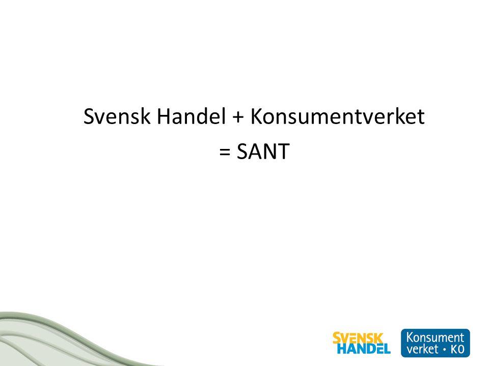 Svensk Handel + Konsumentverket