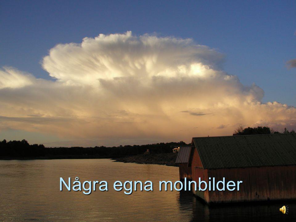 Några egna molnbilder