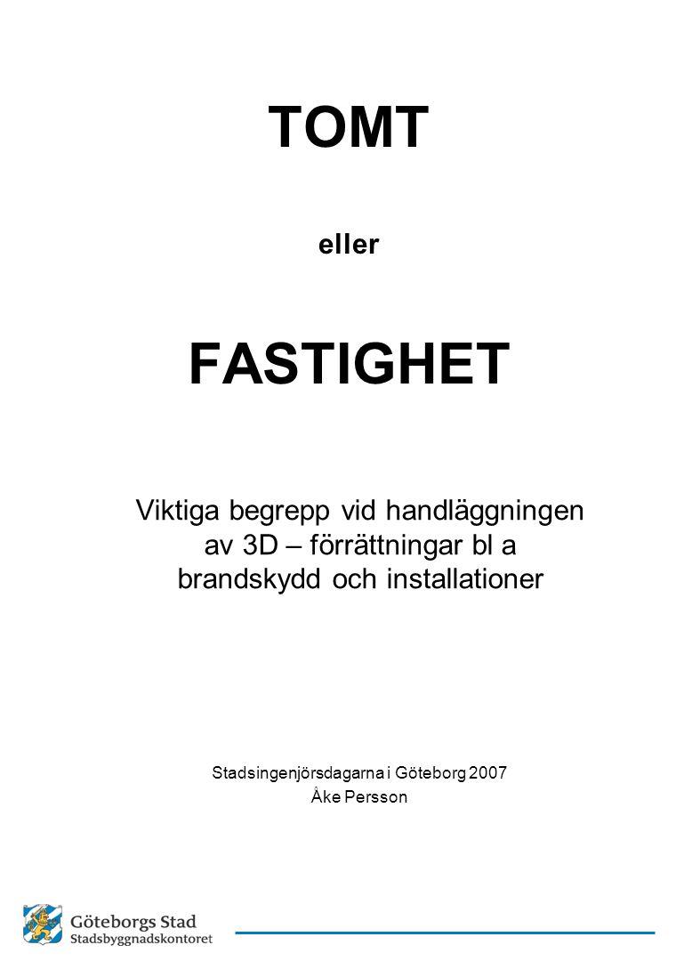 Stadsingenjörsdagarna i Göteborg 2007