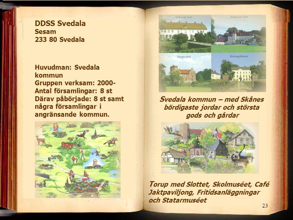 DDSS Svedala Sesam 233 80 Svedala