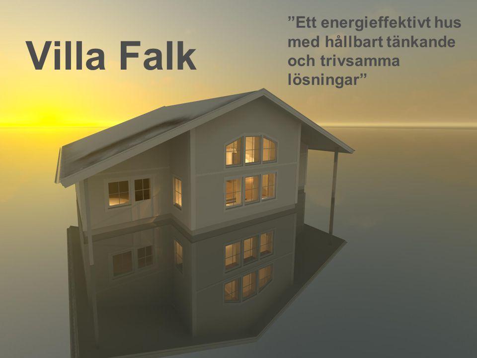 Ett energieffektivt hus med hållbart tänkande och trivsamma lösningar