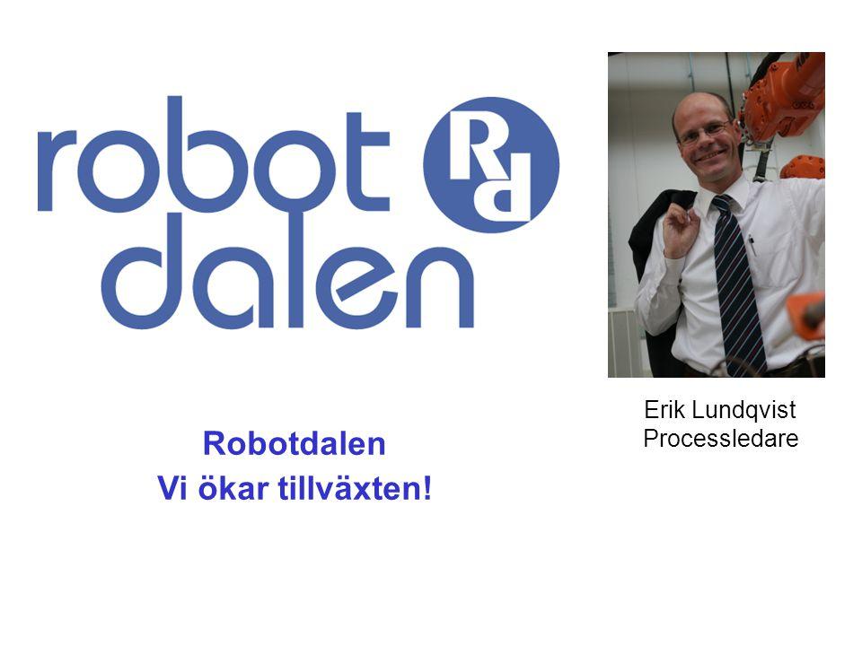 Robotdalen Vi ökar tillväxten!