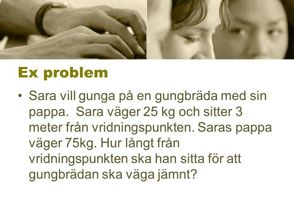 Ex problem
