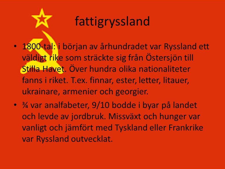 fattigryssland