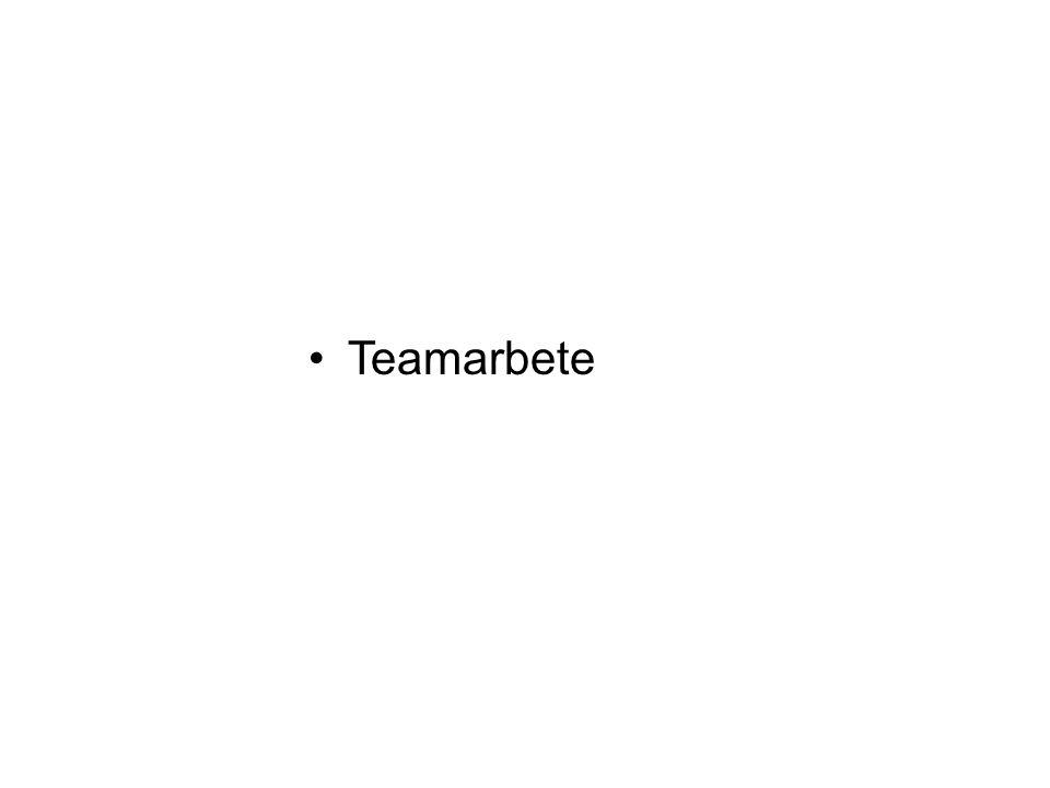 Teamarbete