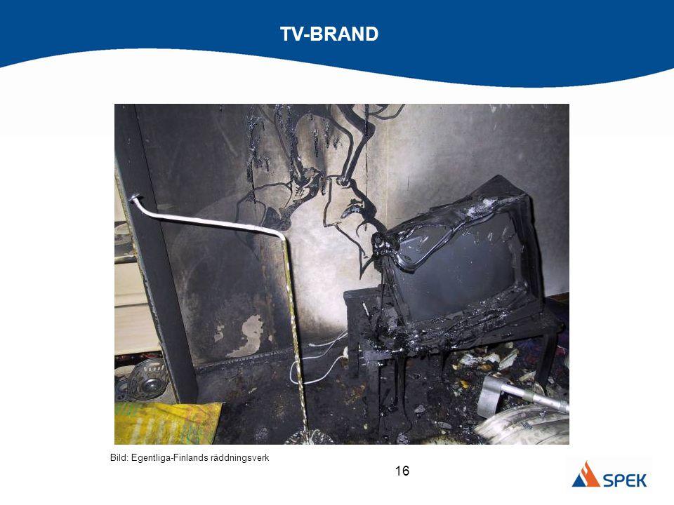 TV-BRAND Bild: Egentliga-Finlands räddningsverk