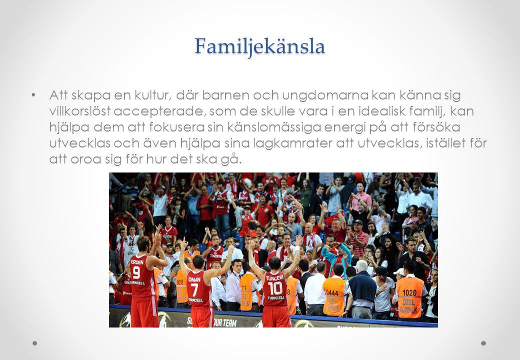 Familjekänsla