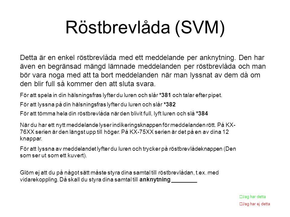 Röstbrevlåda (SVM)