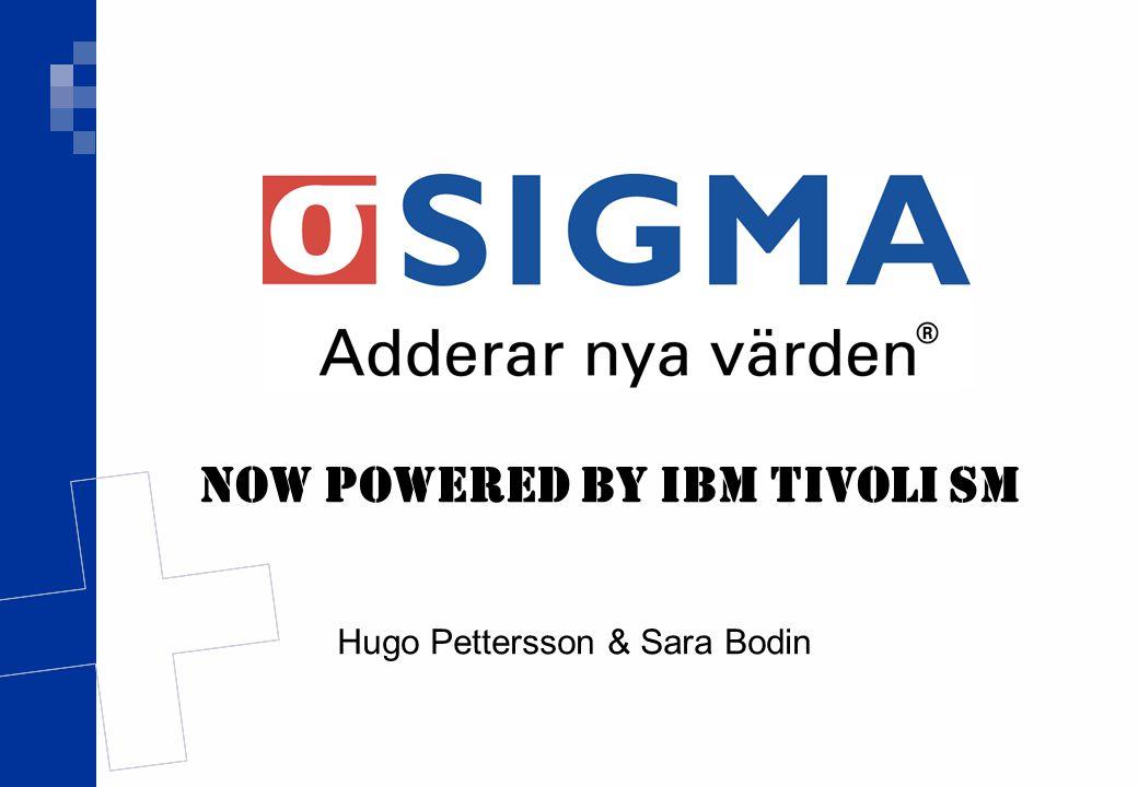 Hugo Pettersson & Sara Bodin
