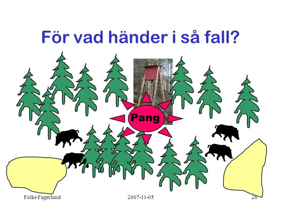 För vad händer i så fall Pang Folke Fagerlund 2007-11-05