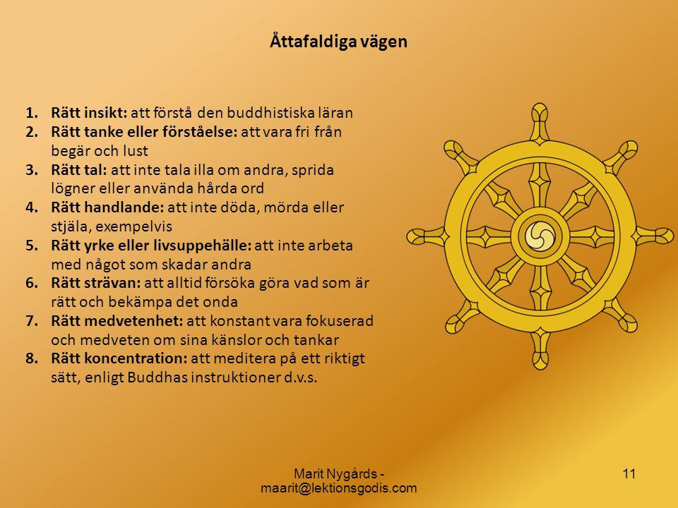 Marit Nygårds - maarit@lektionsgodis.com