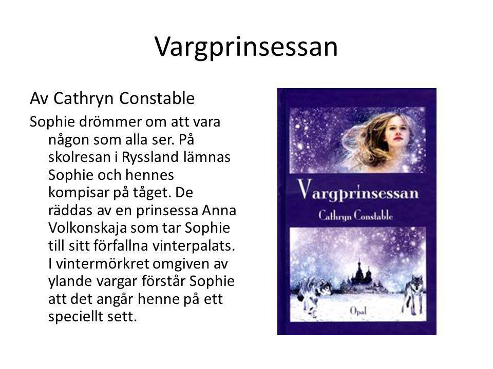 Vargprinsessan Av Cathryn Constable