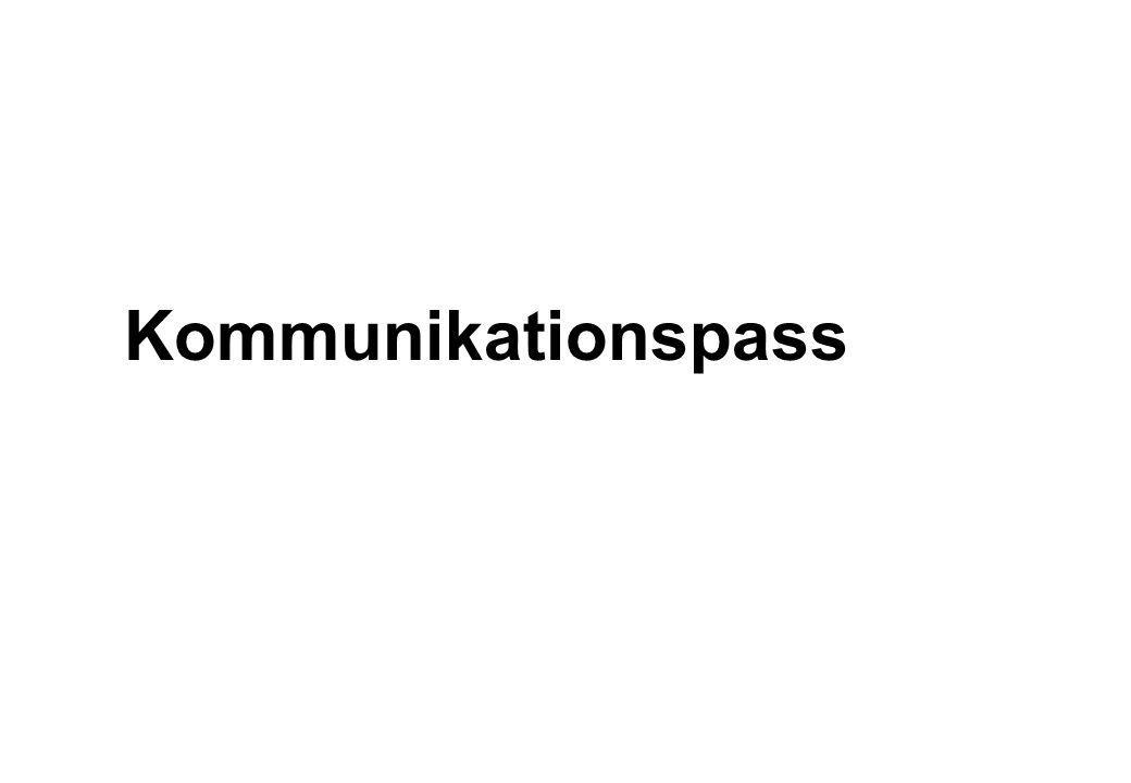 Kommunikationspass 68.