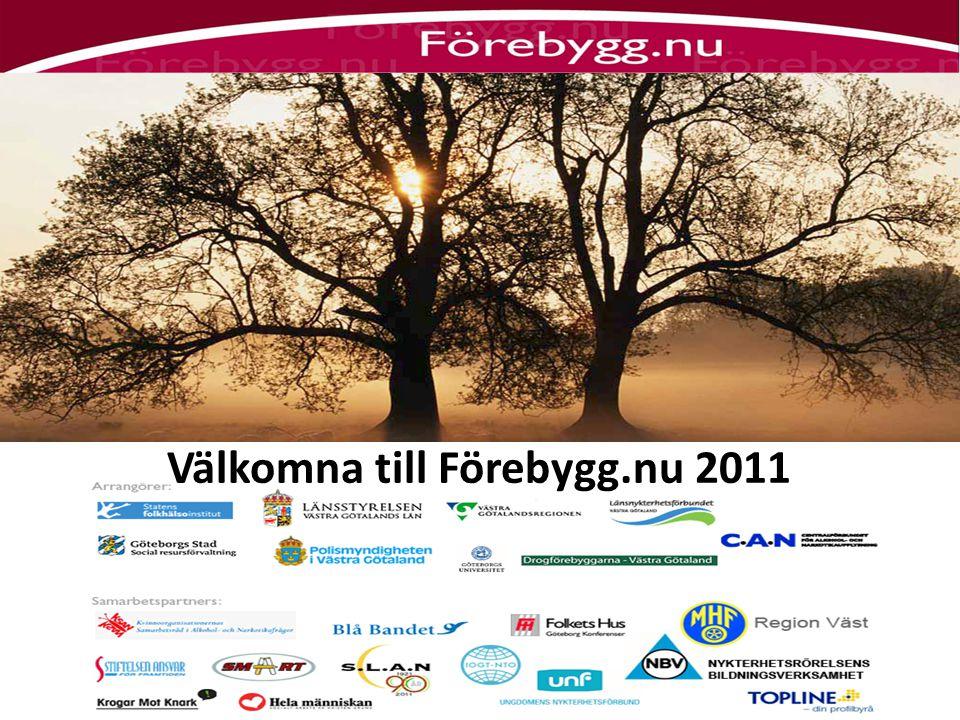 Välkomna till Förebygg.nu 2011
