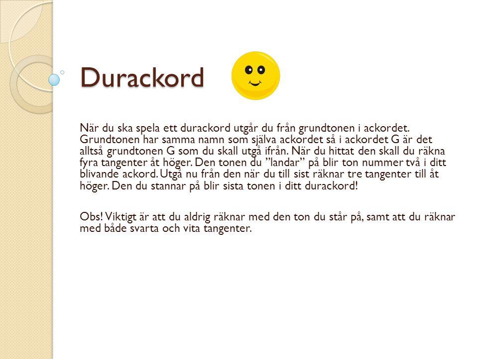 Durackord