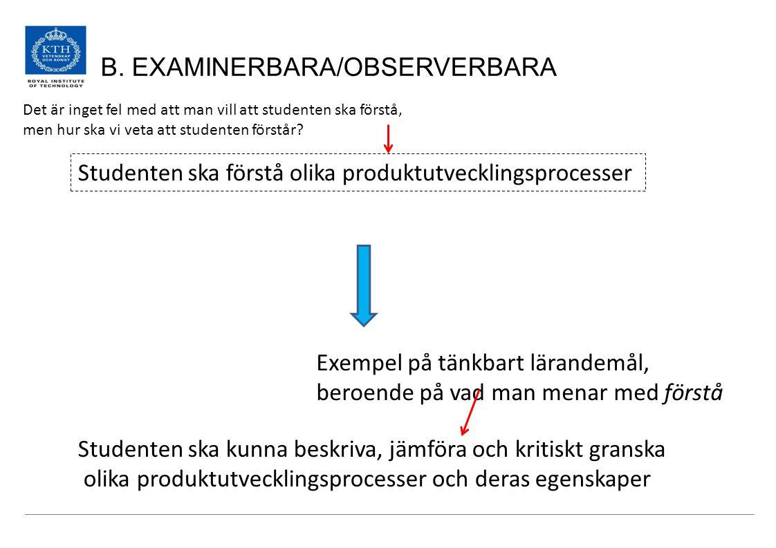 B. EXAMINERBARA/OBSERVERBARA