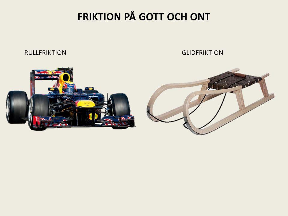 FRIKTION PÅ GOTT OCH ONT