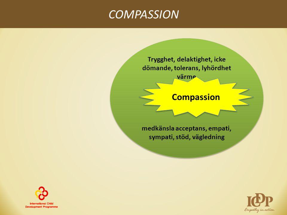 COMPASSION Compassion
