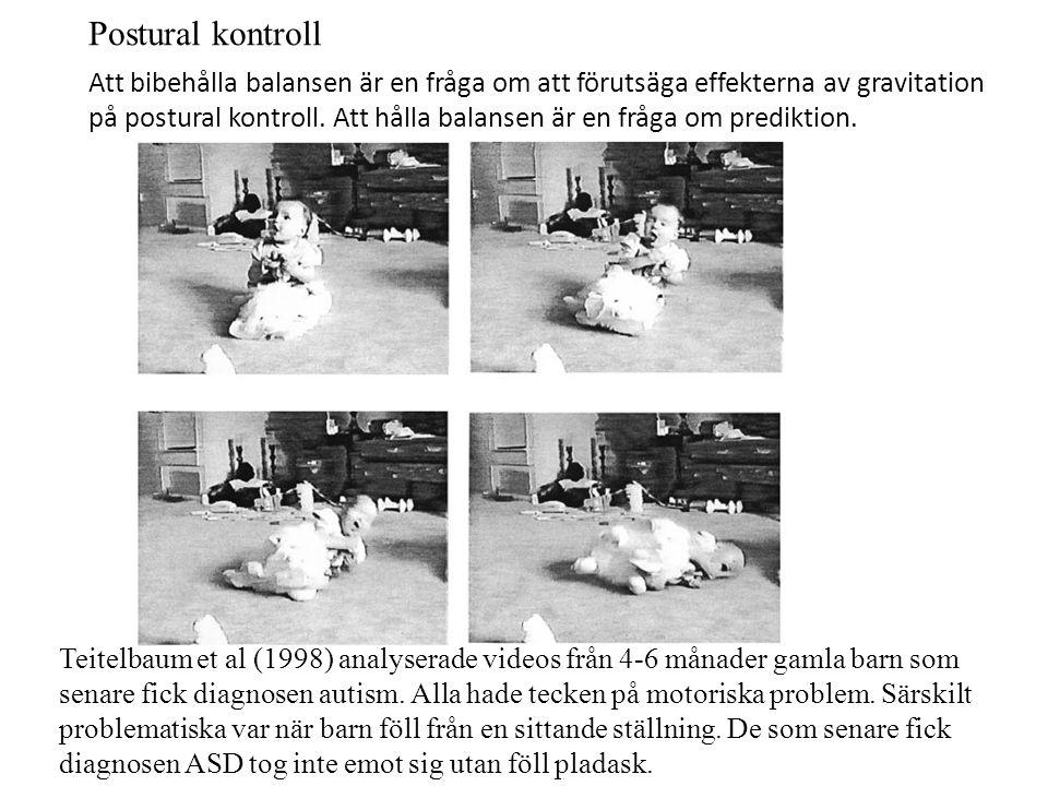 Postural kontroll