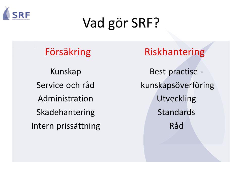 Best practise - kunskapsöverföring Utveckling Standards Råd