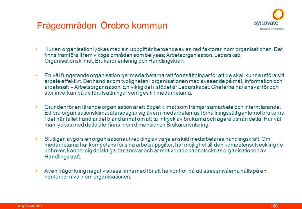 Frågeområden Örebro kommun