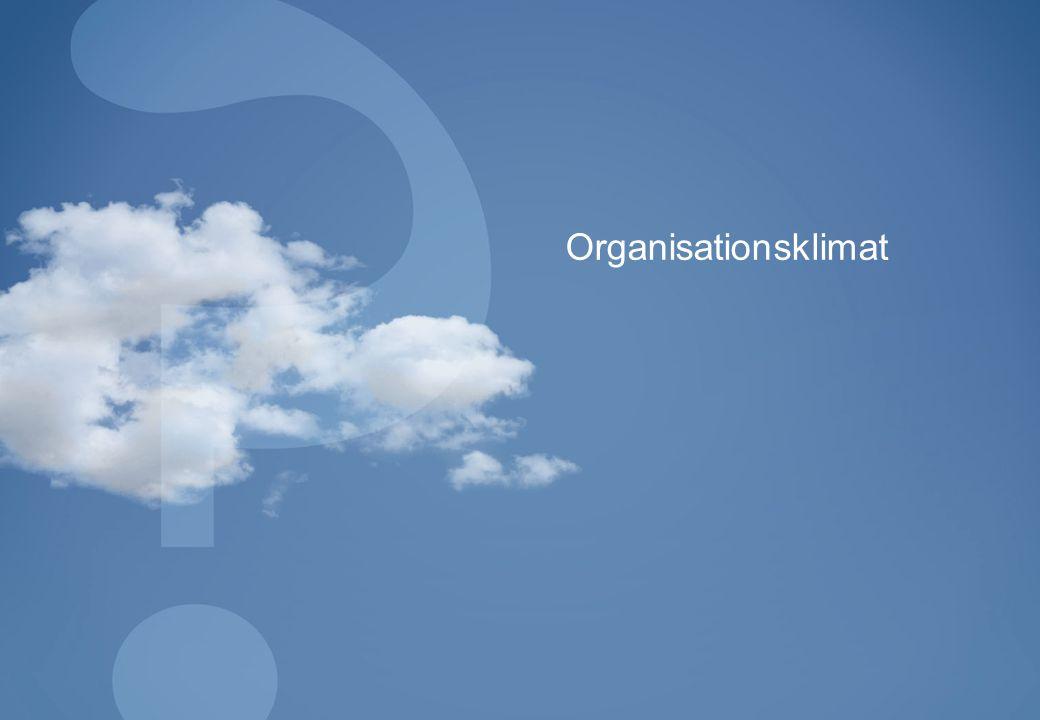 Organisationsklimat