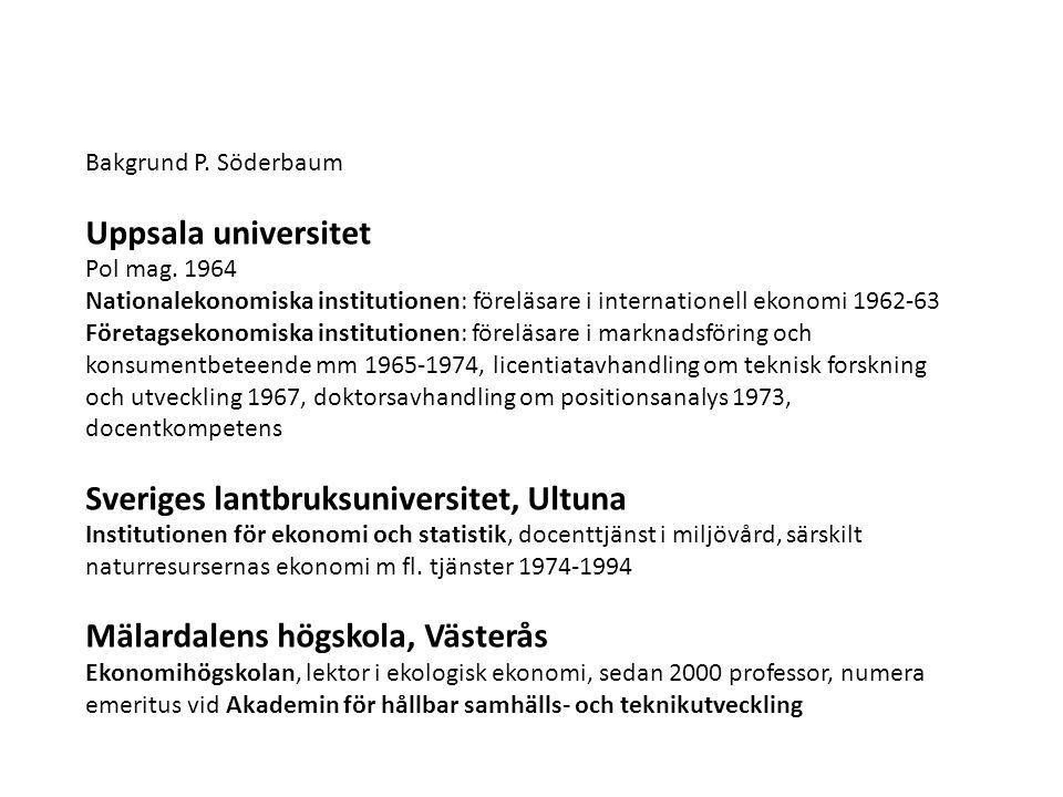 Sveriges lantbruksuniversitet, Ultuna