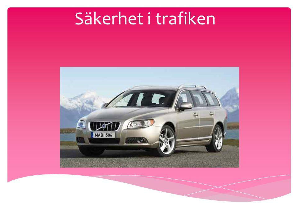 Säkerhet i trafiken