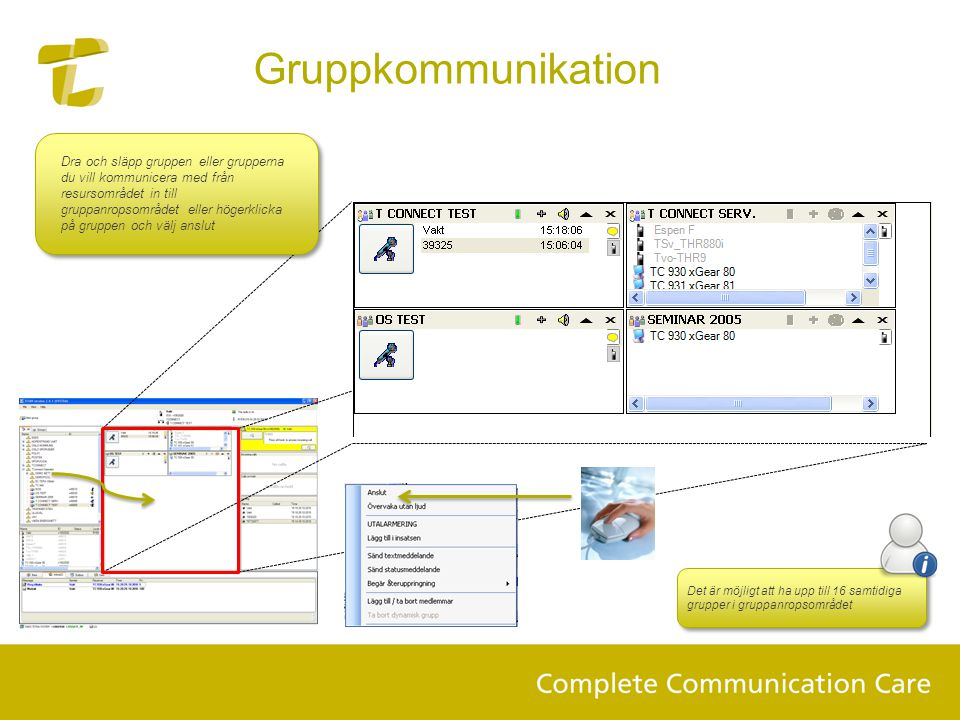 Gruppkommunikation