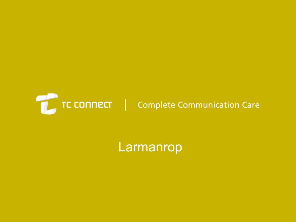 Larmanrop
