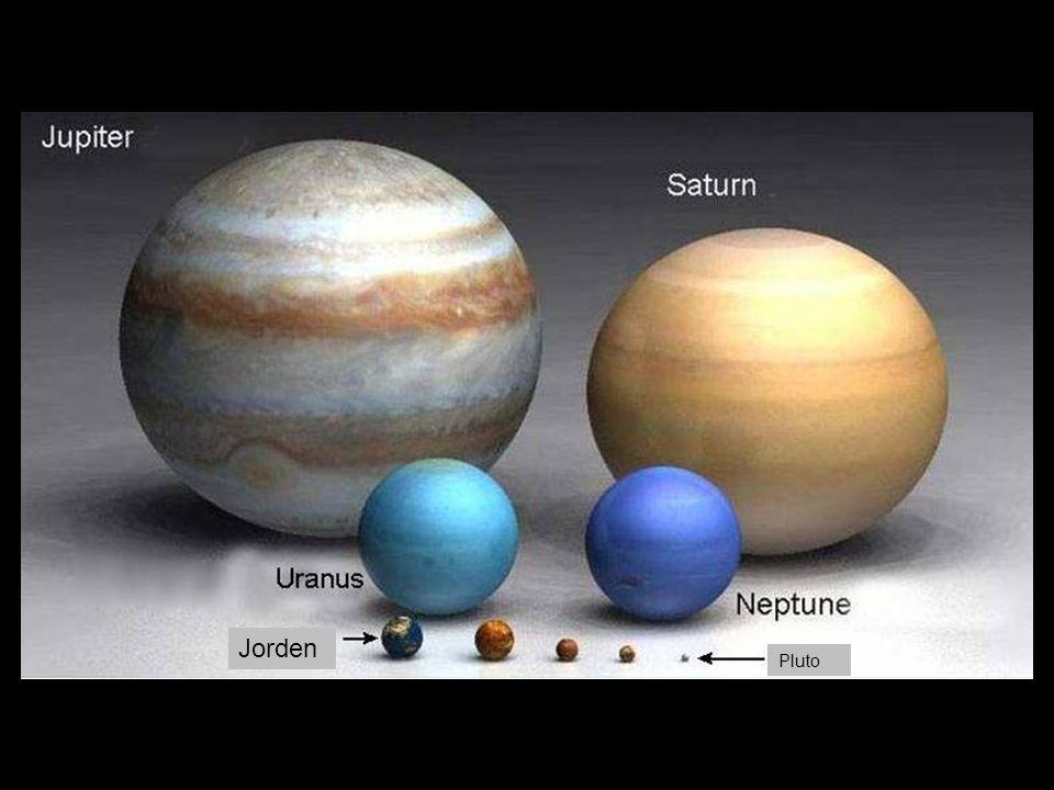 Jorden Pluto