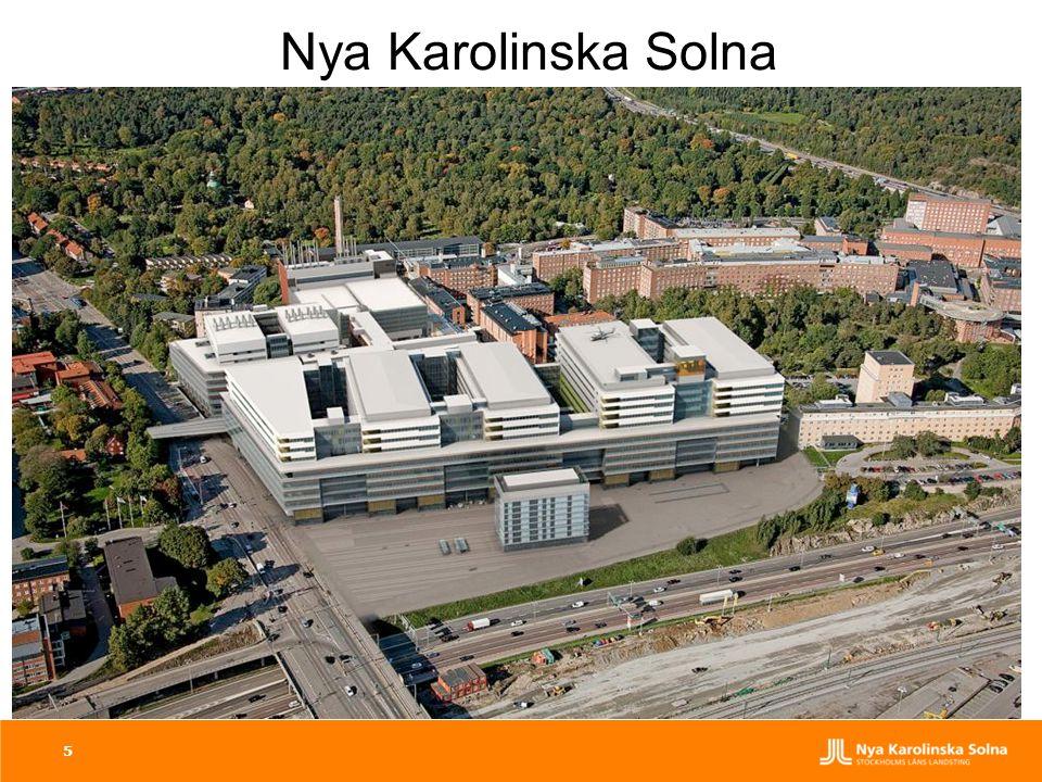 Nya Karolinska Solna