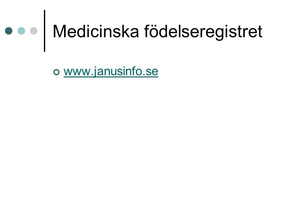 Medicinska födelseregistret