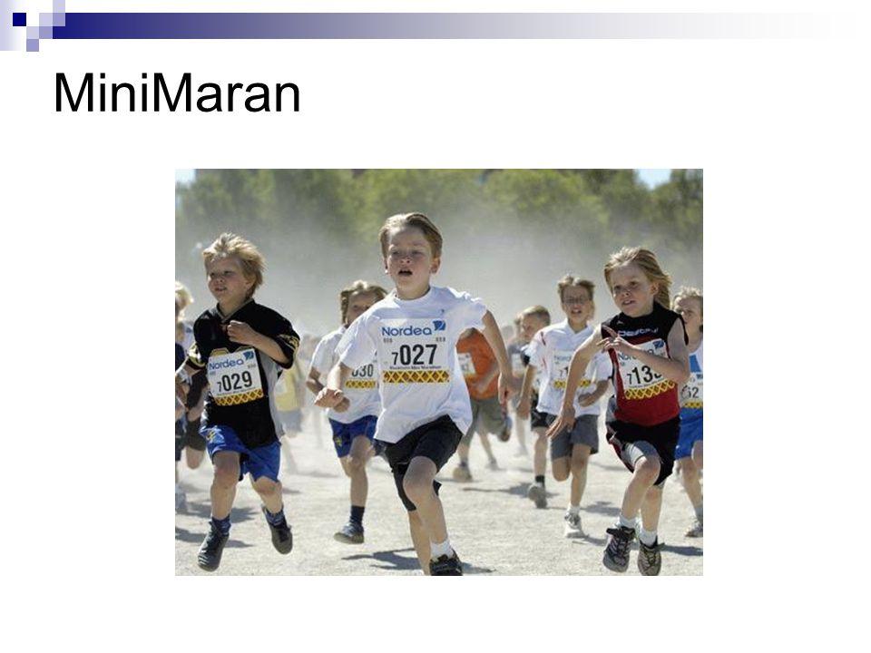 MiniMaran Christina Startade 1986 8000 barn