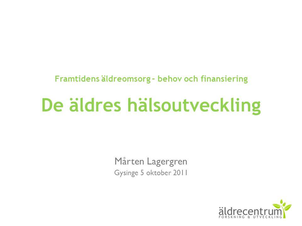 Mårten Lagergren Gysinge 5 oktober 2011